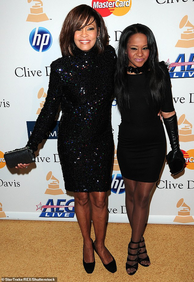 Too much of a coincidence? Bobby Brown thinks late wife Whitney Houston and daughter Bobbi Kristina Brown's deaths both had something to do with his daughter's ex-fiancé Nick Gordon