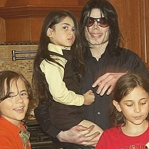 Paris added how she credited the King of Pop for introducing her to a diverse range of music, which she says is reflected in her own sound.  With daddy and siblings