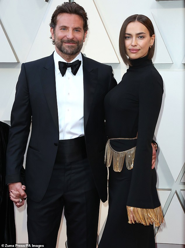 The ex files: The catwalk queen shares her daughter with her ex Bradley Cooper, 46, who she dated from 2015 to 2019 (pictured in 2020)