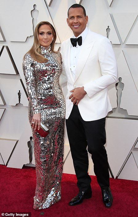 They attend the Grammys together and share cute posts on Valentine's Day. They also go to the Oscars together (pictured in 2019) then the Vanity Fair bash