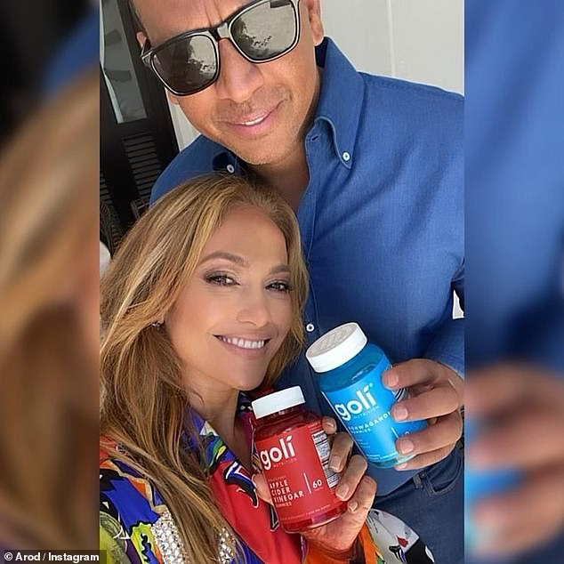 Over: Jennifer Lopez and Alex Rodriguez have confirmed they have split