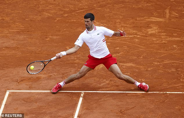 Serbian Djokovic later said it was one of his 'worst performances in many years'