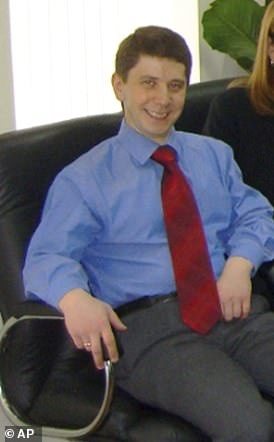 Konstantin Kilimnik in a March 2006 photo