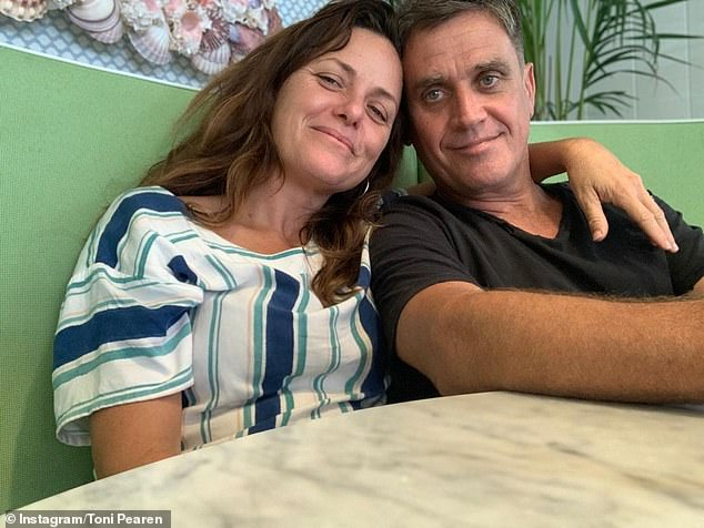 Their story: Last month, Toni told The Australian Women's Weekly that she met her husband Will at a Darlinghurst bar while she was on a date with another man