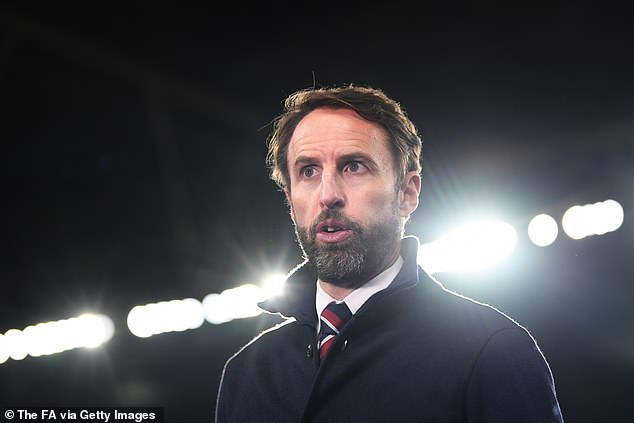 Three Lions boss Gareth Southgate spoke fondly about Boothroyd and wished him luck