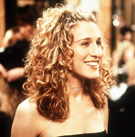 Carrie's love life entertained a whole generation