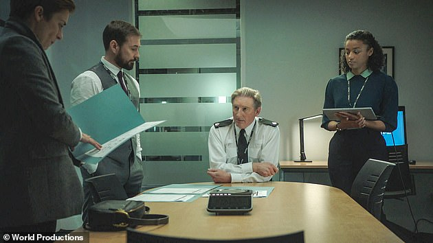 Must Watch: Line of Duty is famous for its acronym heavy scripts with many viewers struggling to keep up with all the letters thrown at them in every action-packed episode