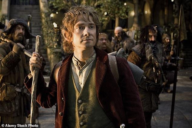 Martin Freeman as Bilbo Baggins in The Hobbit: An Unexpected Journey (2012)