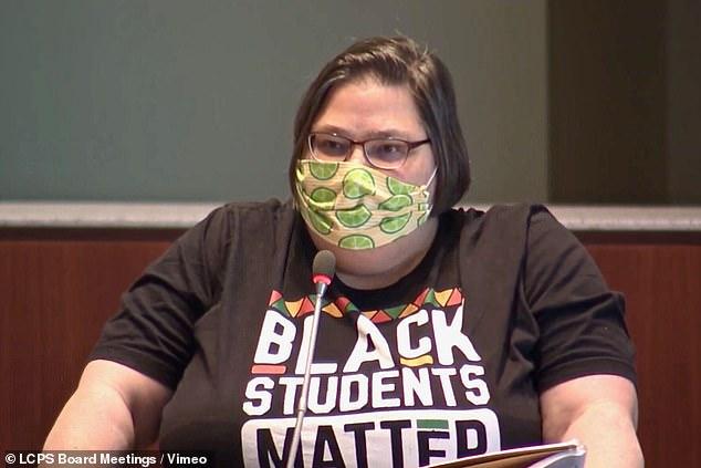 Loudoun Public School held an equity meeting last week, during which local teacher Andrea Weiskopf implied that opponents of CRT were racist