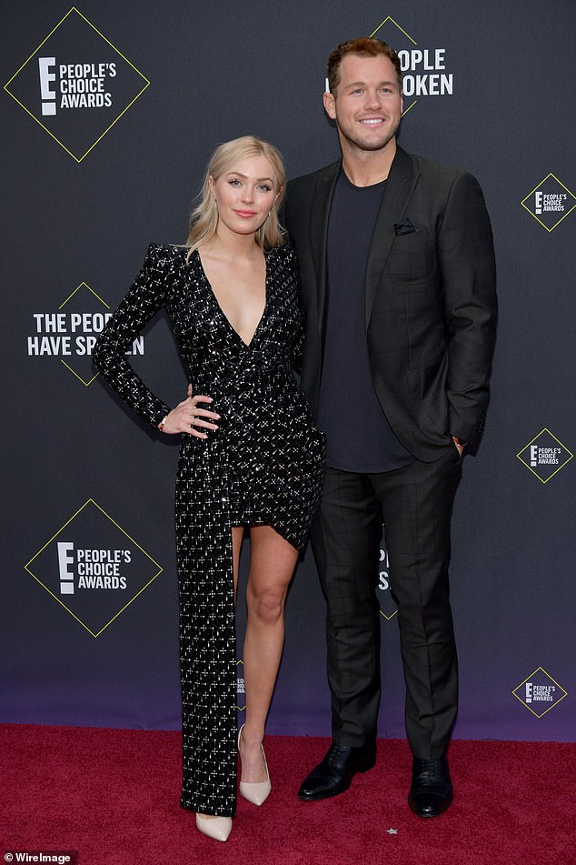 Meanwhile, Colton's ex Cassie Randolph, 25 - whom he met during his season on The Bachelor and stepped out after - broke his silence following his revelation about his sexuality.  She accused him of harassing her and filed a restraining order against him after their separation last year.