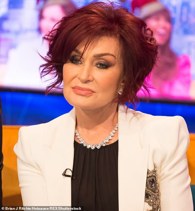 Sharon Osbourne has revealed her fury at being labelled a racist for defending Piers Morgan
