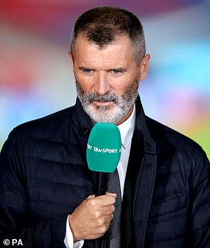 Roy Keane says the midfielder still hasn't done enough