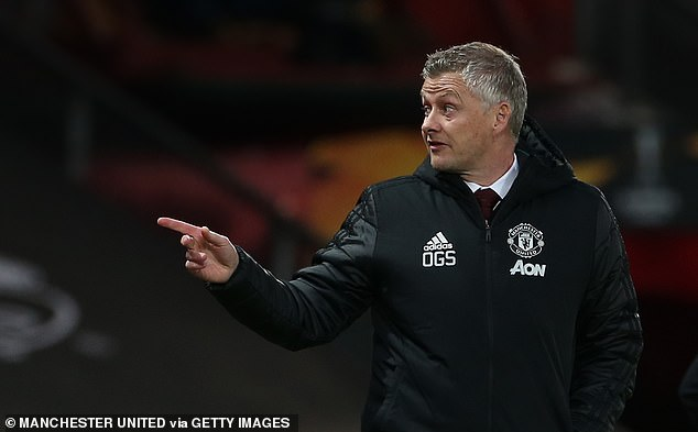 Solskjaer stressed that United have to be careful with how they manage the striker's fitness