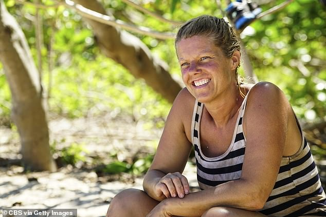 Wow:In 2012, she was diagnosed with breast cancer, which required multiple surgeries and chemotherapy and radiation treatments before she went into remission prior to appearing on Survivor in 2016