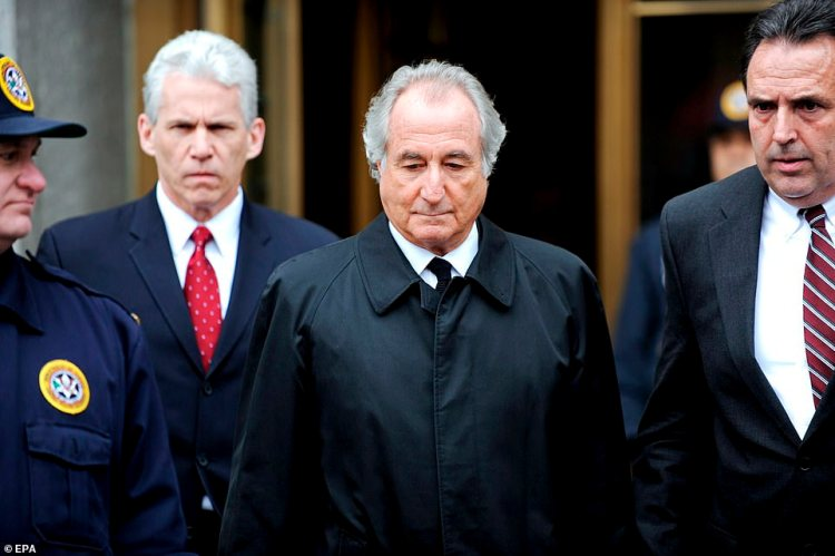 Bernard Madoff, had pleaded guilty to fraud charges after his multi-decade fraud cost thousands of investors roughly $20 billion they had trusted with him. He pleaded guilty and was immediately ordered to begin serving his 150-year sentence. A judge in June denied Bernard Madoff's bid to be released early from federal prison