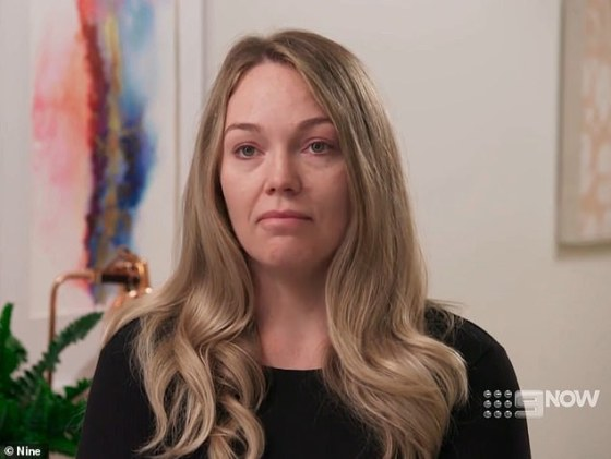 'It took a toll': Melissa Rawson (pictured) revealed she was seeking professional help after filming