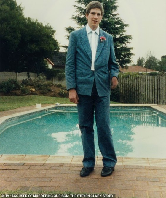 Steven's disappearance remained a mystery for 28 years, until police launched a cold review of the case last year