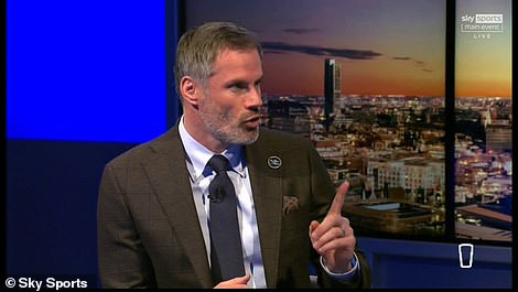 Carragher accused Liverpool owners Fenway Sports Group of financially exploiting the club's history of success