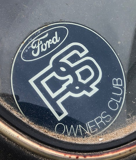 The owners' club badge