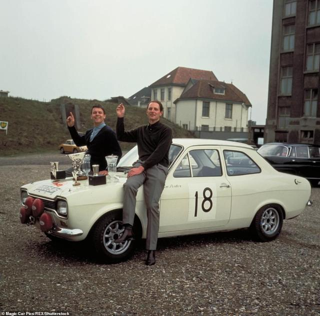 There are very few original RS 2000s, pictured here is a Mk1 from 1968