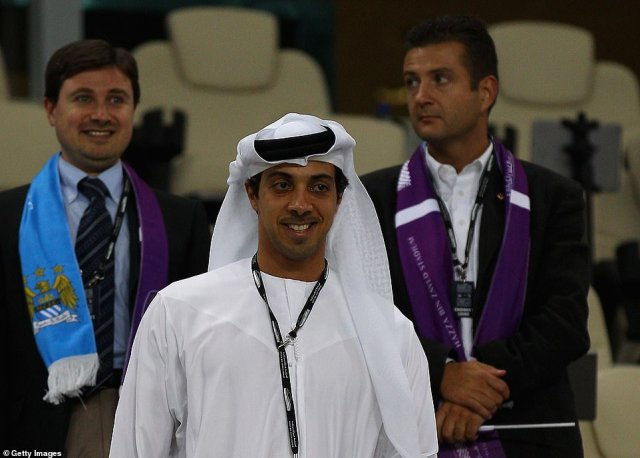 Abu Dhabi¿s Sheikh Mansour bin Zayed Al Nahyan is similar, and not in it to generate income