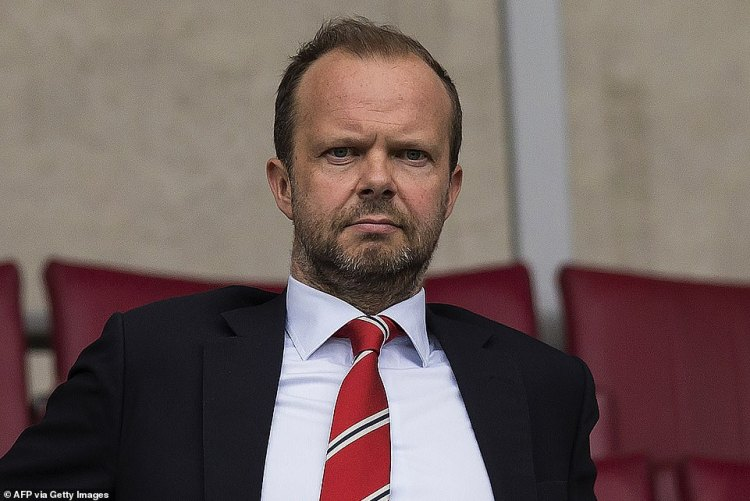 Ed Woodward's resignation as Manchester United chief executive came as a shock