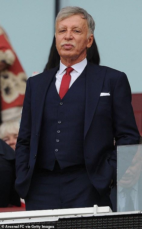 Arsenal owner Stan Kroenke