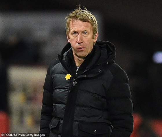 Graham Potter admits the creation of the European Premier League left him feeling 'restless and sad'