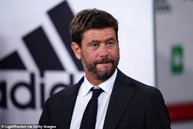 European Super League: Andrea Agnelli describes the 'BLOOD PACT' between the 12 founding members   Daily Mail Online