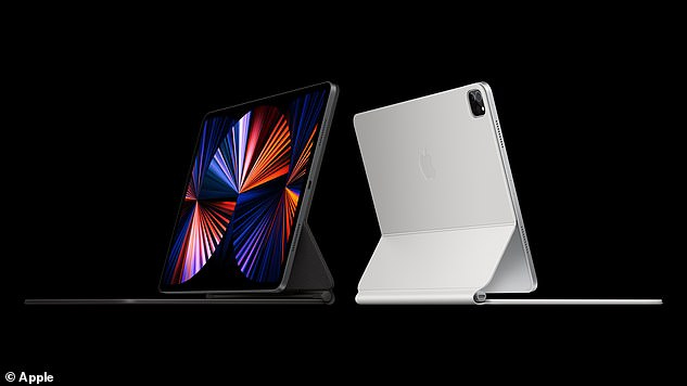 Apple announced a new iPad Pro during its 'Spring Loaded' event that is said to be the most powerful and advanced yet. This is the first to include the tech giant's in-house M1 chip, providing the iPad Pro with similar performance of its Mac systems