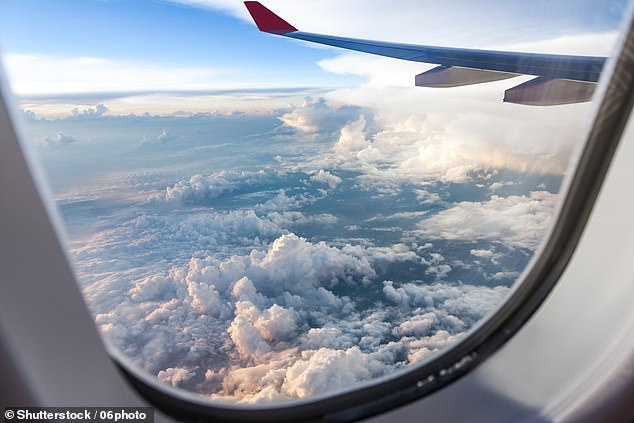 In the list of things Britons are most excited about seeing again, the view from a plane window is in ninth place