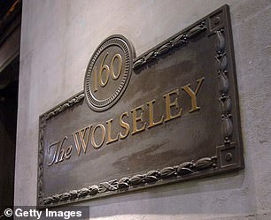 Corbin & King, which owns The Wolseley, believes they should have been paid business interruption insurance during the lockdowns