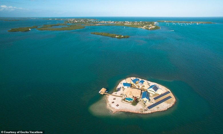 Little Harvest Caye is a delicious slice of paradise off the coast of the Placencia peninsula in southern Belize