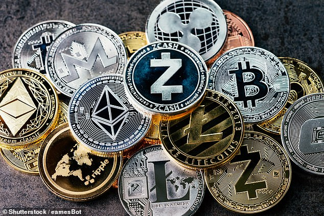 Going digital: Cryptocurrencies are becoming more mainstream, and cash payments are dwindling