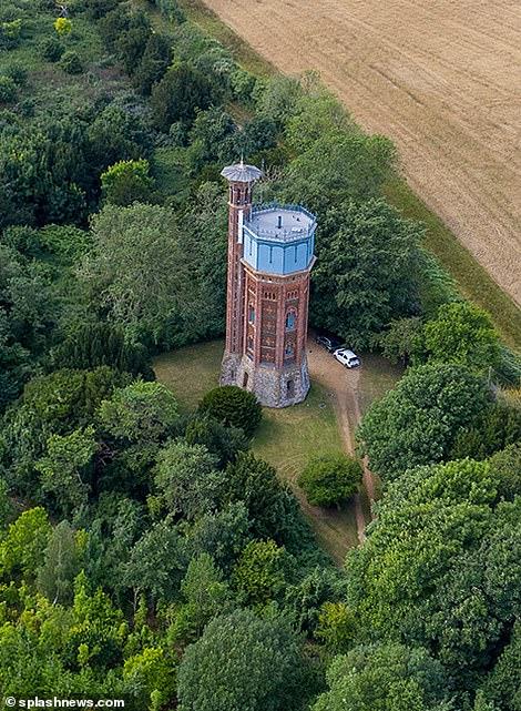 TheAppleton Water Tower