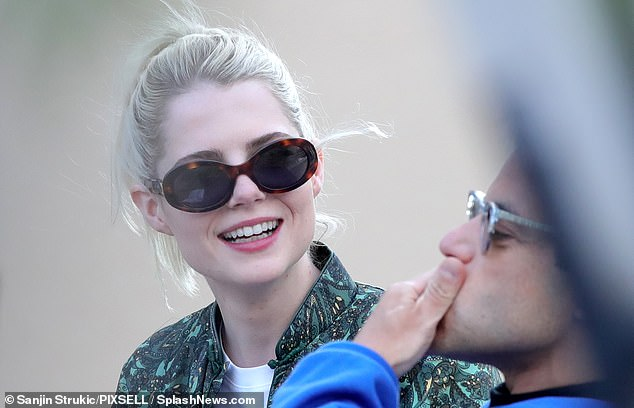 Dating:Rami and Lucy have been dating since 2018 after meeting on the set of Bohemian Rhapsody