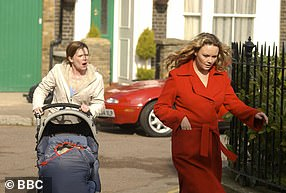 Death of Laura Beale: archenemy Laura fell down the stairs and died after a fight