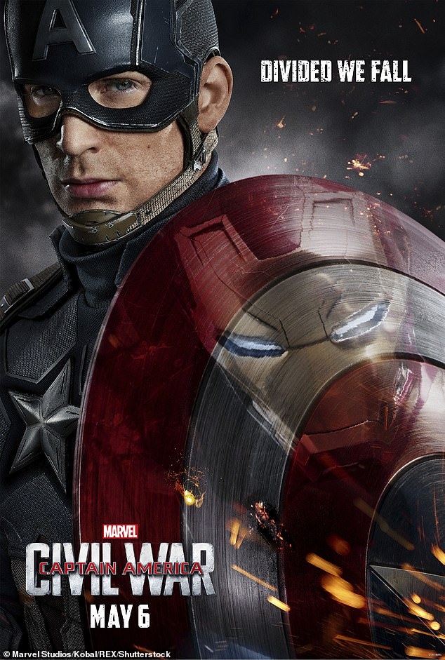 Coming soon:There have been three solo Captain America films with Chris Evans playing the title character in each chapter, with the movie star also playing him in other Marvel Cinematic Universe films. And it's been reported that a Captain America 4 is in the works, according to The Hollywood Reporter
