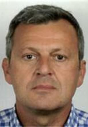 Yvan Nikolic, who was also jailed for 21 years was regarded as Mr Big and 'top of the tree'