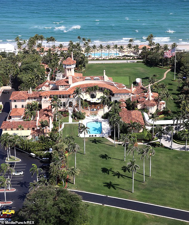 Donald Trump's Mar-a-Lago estate in Florida closes after Memorial Day, at the end of May