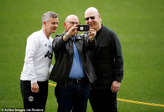 The Glazers are said to believe the £4bn price tag would be met if United were in the ESL