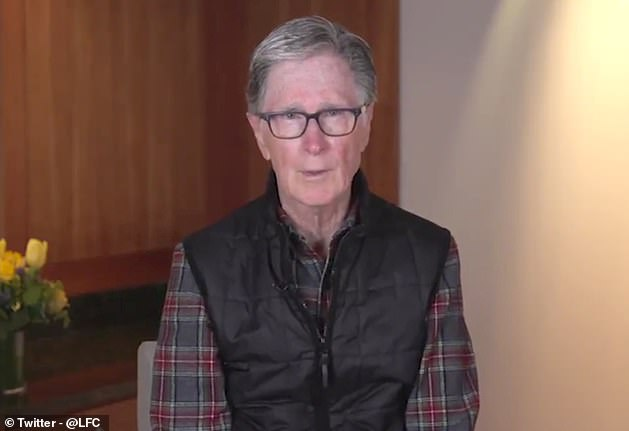 Liverpool's principal owner John W. Henry was forced to make a grovelling apology to the fans