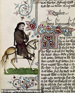 The Ellesmere Manuscript Of The 'Canterbury Tales,' Early 15th Century
