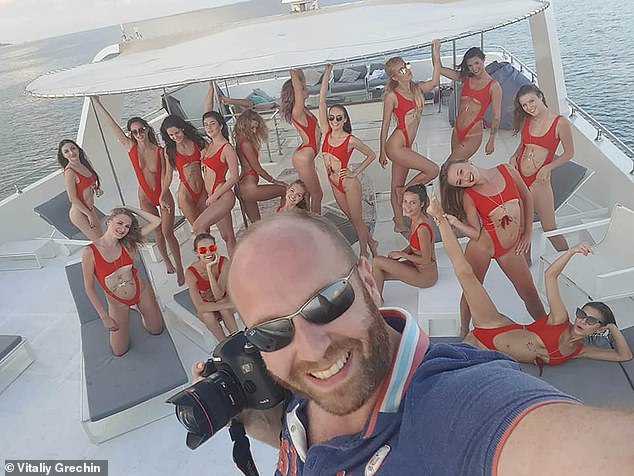He revealed he has now faced bills of hundreds of thousands of pounds in Dubai for securing the release of the dozen women who were held after posing in the naked photoshoot