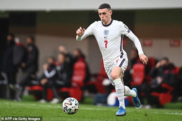 Micah Richards insisted Phil Foden must start for England at Euro 2020 this summer