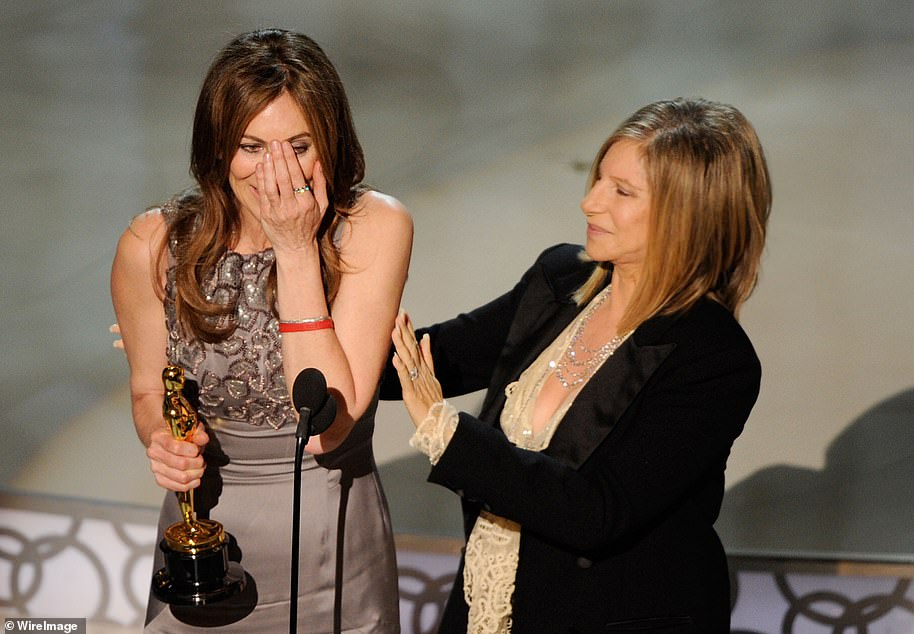 That's a record currently held by Kathryn Bigelow¿s 2009 title The Hurt Locker which grossed $17 million.Director Kathryn Bigelow accepts her Oscar with presenter Barbara Streisand during the 82nd Annual Academy Awards in 2010 in Hollywood