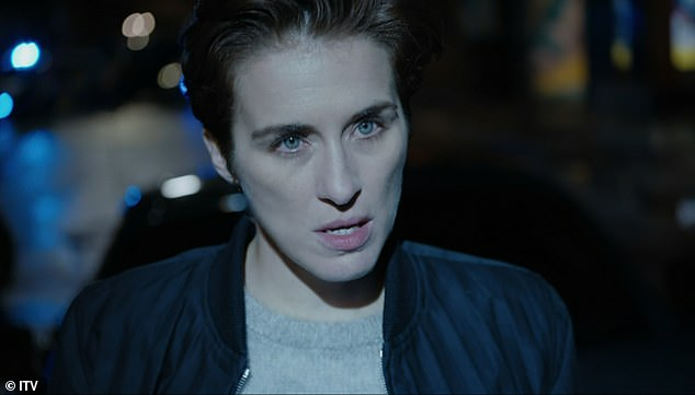 She's alive!Line Of Duty ended on a tense cliffhanger last week after gunshots were fired as DI Kate Fleming and bent copper Ryan Pilkington held up their weapons