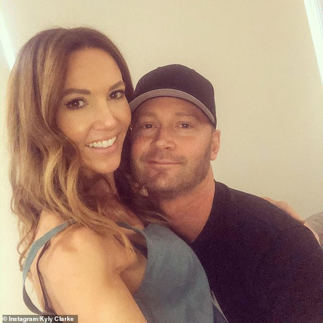 'They weren't offered enough money':Exes Kyly and Michael Clarke (pictured) were reportedly in talks to do SAS Australia together but pulled out because the cash offer wasn't good enough
