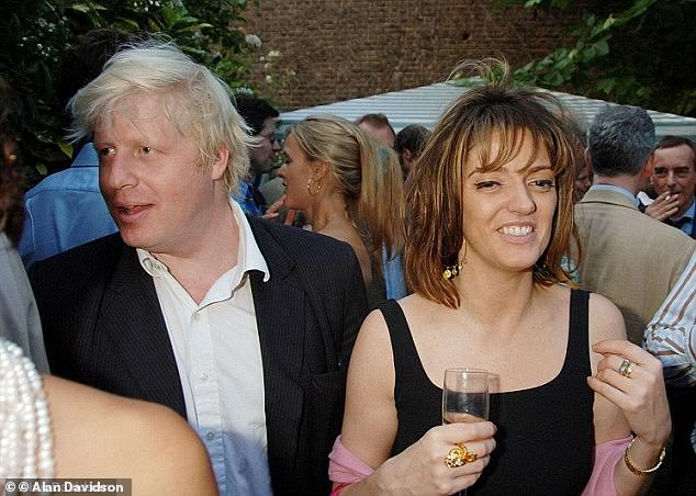And we know from his ex-mistress Petronella Wyatt that he has none of Churchill's pampered palate: '[Boris's] idea of fine dining was Pizza Express'