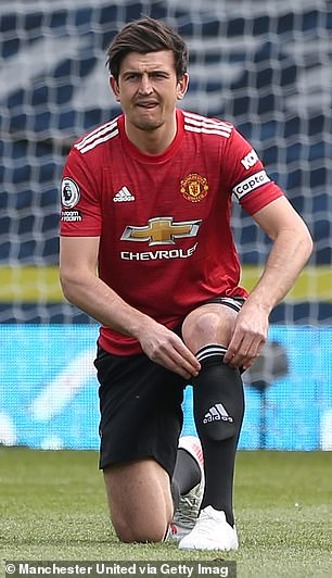 Harry Maguire could have a new defensive partner at Manchester United next season